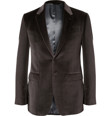 Paul Smith London Byard Velvet Blazer Mr Porter
