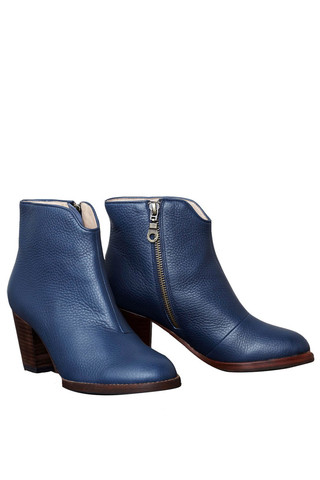 GOOD AS GOLD PROVENSEN buddy ankle boot navy