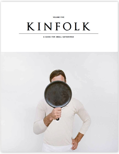 Kinfolk Magazine Volume Five