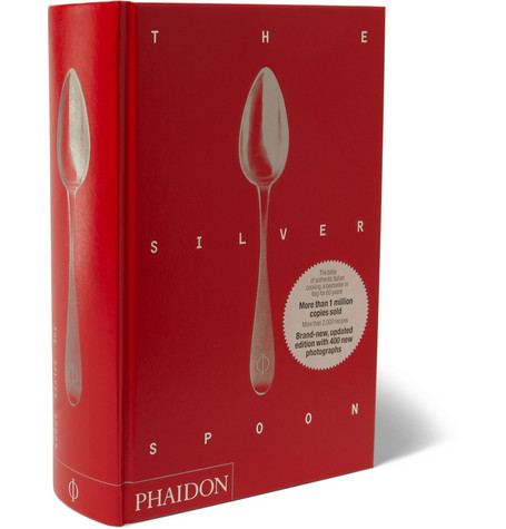 Phaidon The Silver Spoon Hardback Book Mr Porter