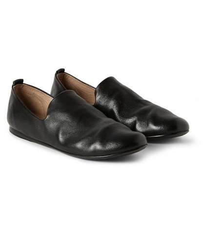 Marsell Textured Leather Loafers Mr Porter