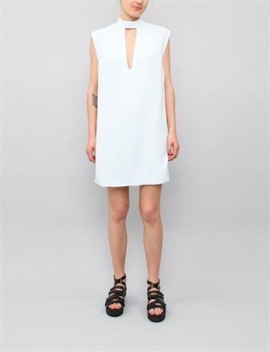 Nomia Cutout Rho Dress Glacier