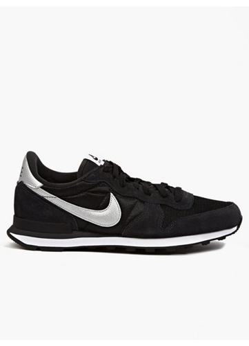 Men's Black Internationalist Sneakers