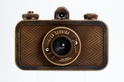 Lomography X Fred Perry 60Th Anniversary La Sardina Camera Freshnessmag.Com