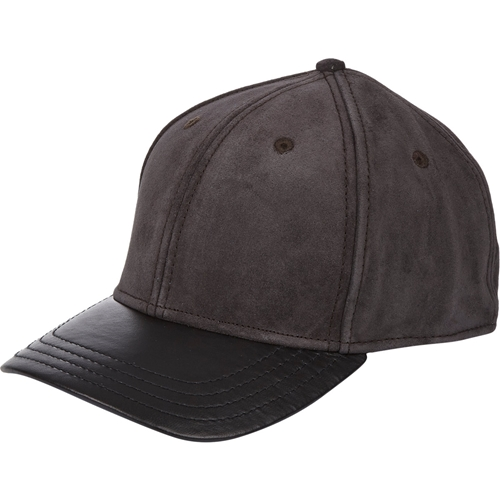 Rag Bone Suede Baseball Cap At Barneys.Com