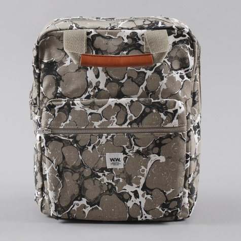 Wood Wood Rick Bag Marblecamo Army