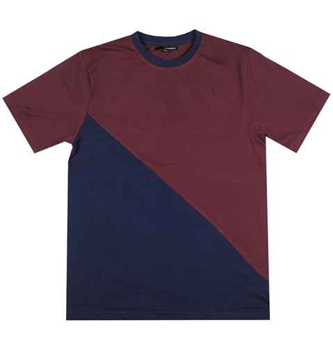 The Quiet Life Diagonal T Shirt Huh. Store