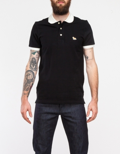 Bicolore Polo Short Sleeves