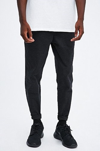 A Question Of Lucky Trousers In Dark Grey Urban Outfitters
