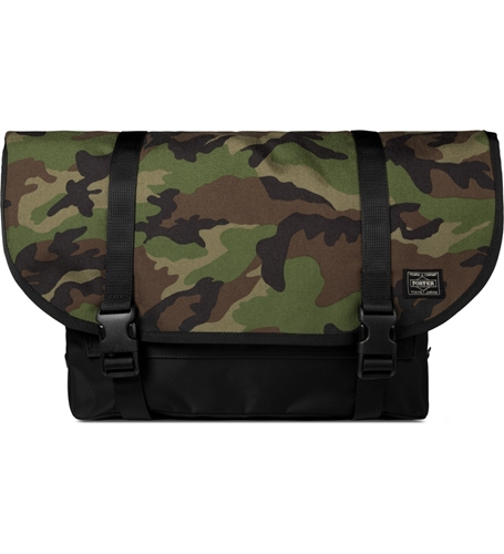Head Porter Camo Zephyr Messenger Bag Hypebeast Store. Shop Online For Men's Fashion Streetwear Sneakers Accessories