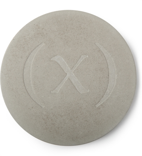 Multee Project Concrete Grey Wabi Sabi Concrete Coaster Set Hypebeast Store