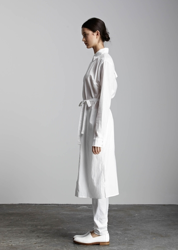 Kowtow 100 Certified Fair Trade Organic Cotton Clothing Infinity Shirt Dress