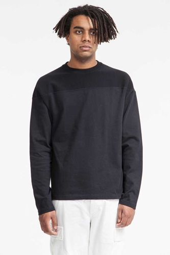Our Legacy Moto Sweater Ii Black Our Legacy