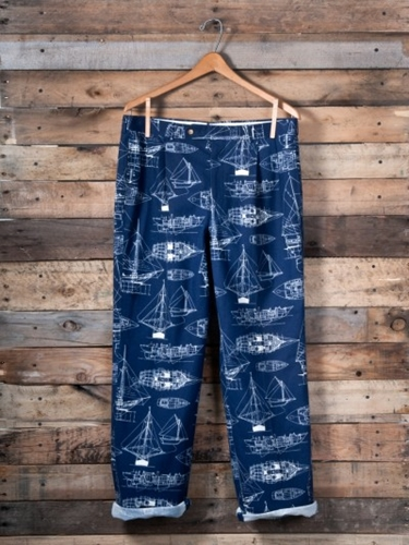BKLYN Dry Goods Archive Nautical Trousers by Corbin