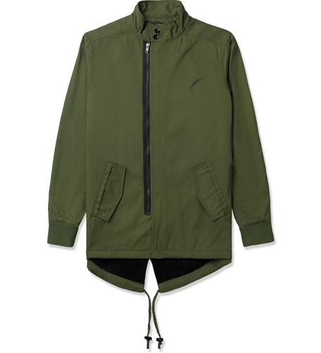 Publish Olive Bolt Jacket Hypebeast Store. Shop Online For Men's Fashion Streetwear Sneakers Accessories