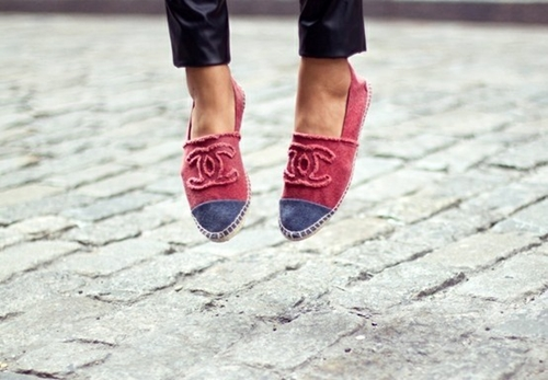 CHANEL Espadrilles AnOther Loves
