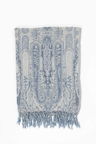 Our Legacy Boiled Paisley Scarf Our Legacy