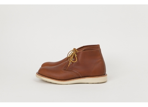 Red Wing Shoes Red Wing Shoes 3140 Work Chukka Oro Iginal