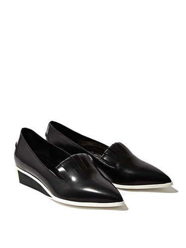 Acne Studios Women's Philippa Flat Shoes Ln Cc