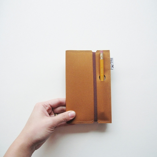 R L Goods PLAIN Pocket Notebook