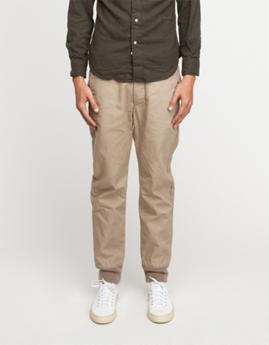 Khaki 8Oz Canvas Shooting Pant