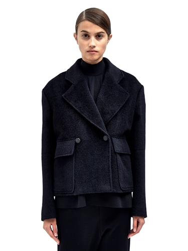 Damir Doma Womens Juky Double Breasted Jacket Ln Cc