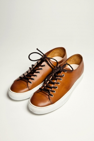 Buttero Tanino Leather Tan Tres Bien Shop