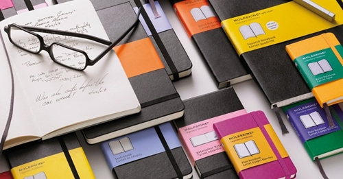 Moleskine English Notebooks Archives