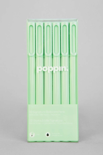 Poppin. Ballpoint Pen Set Urban Outfitters
