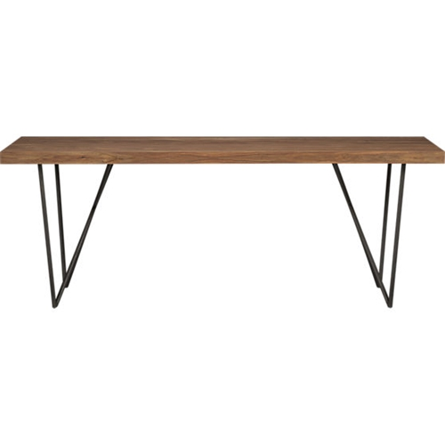 Dylan 36 X80 Dining Table Cb2