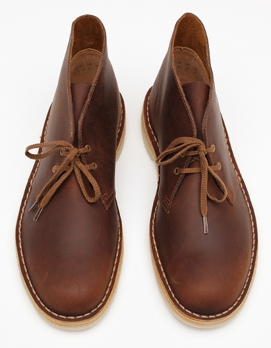Need Supply Co. Clarks Desert Boot In Beeswax