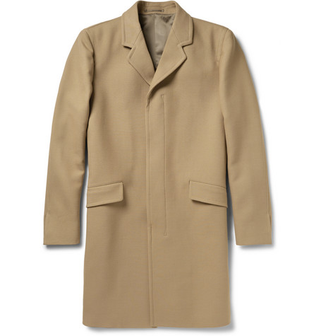 Theory Whyte Wool Overcoat Mr Porter