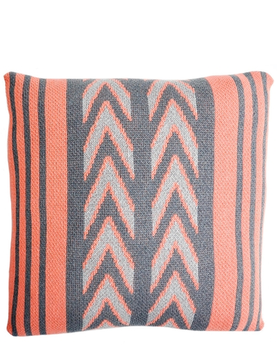 Chevron Eco Friendly Throw By In2green Leif