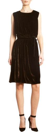 Tomas Maier Sleeveless Crewneck Dress