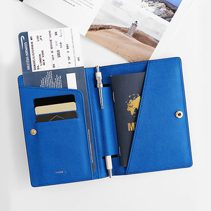 Invite.L Passport Case The Hach