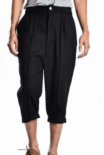Drop Crotch Trousers Dp320 143.00 B Scott Llc Fusion Of Japanese And German Aesthetics Using Lines With Purpose