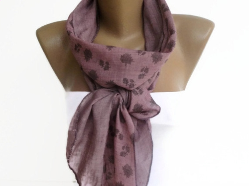 Summer Women Scarves Fashion Accessory Long By Senoaccessory