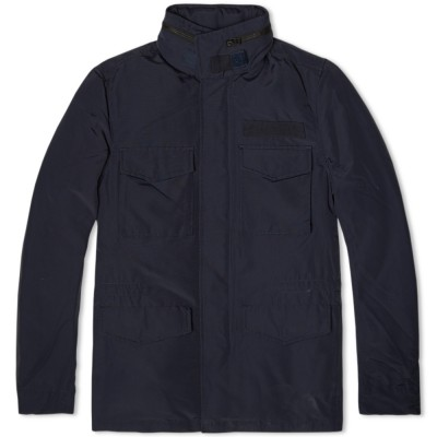 Beams Plus M 65 Down Jacket Navy