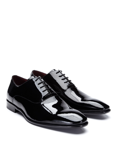 Boss Black Mellio Tuxedo Shoes at Park Bond