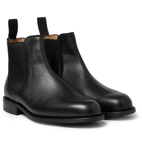 Cheaney Leather Chelsea Boots Mr Porter