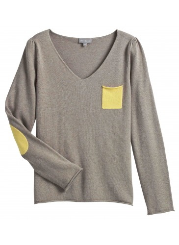Cashmere Blend Sweater Clothing