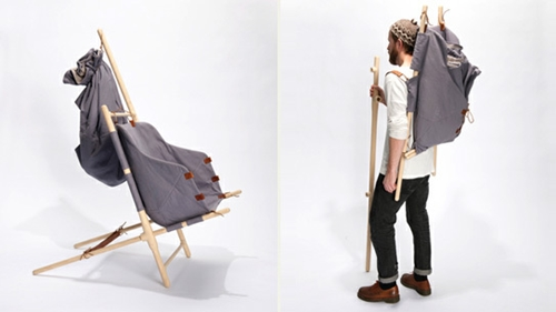 The Scout Blog Design Nordic Nomad Chair