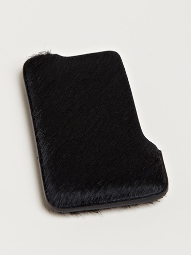 Rick Owens Men's Pony Skin Iphone 4 Case Ln Cc