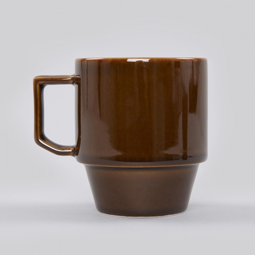 Monocle Hasamiyaki Large Mug Brown