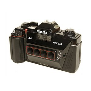 Amazon com Nishika 35MM N8000 3 D Camera Camera Photo