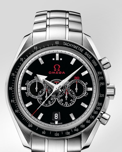 OMEGA Watches Specialities Olympic Collection Timeless Steel on steel 321 30 44 52 01 001