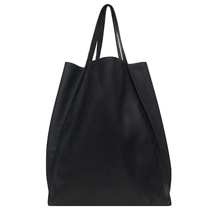 Shop A Matic Spring Bags Leather Tote by Dior Homme