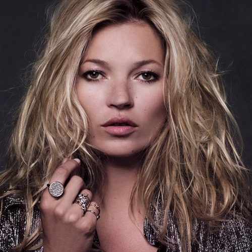 Fancy Fred x Kate Moss Rings