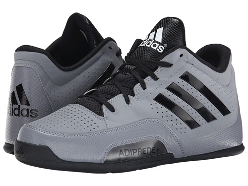 Adidas Basketball Shoes Gray