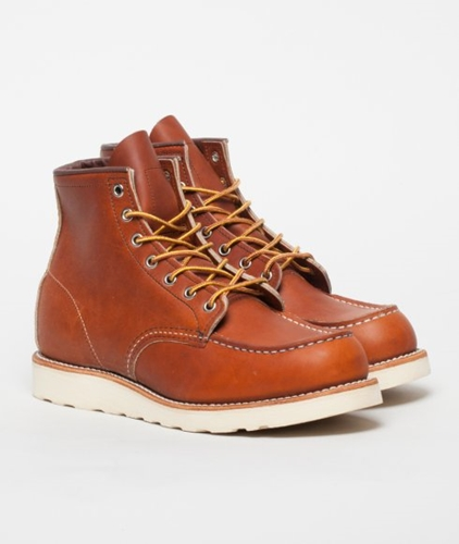 Red Wing Classic Work Moc Toe 875 D